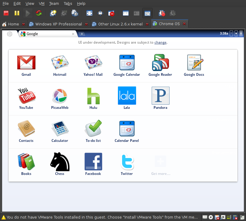 Screenshot-Chrome OS - VMware Workstation-3
