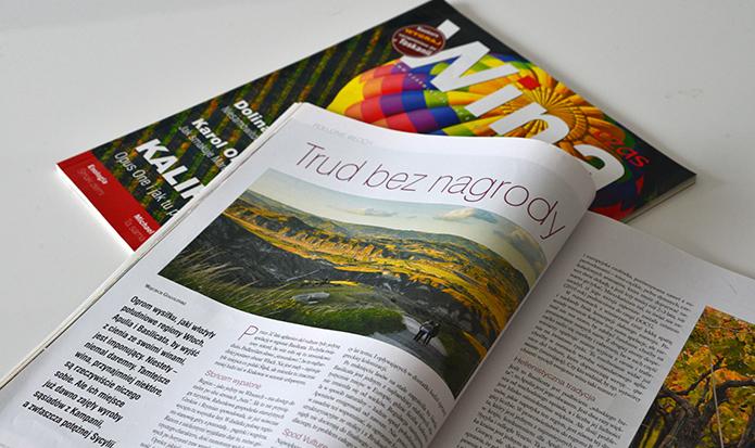 """Czas Wina Magazine - Italy Chapter """"Riscoprendo la Basilicata"""""""