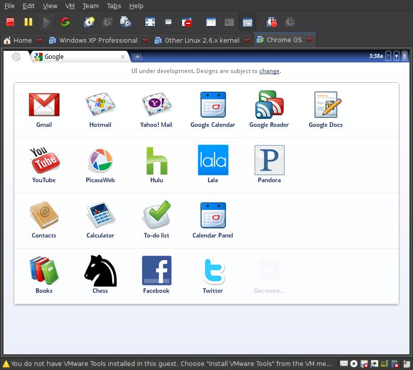 Screenshot-Chrome OS - VMware Workstation-3